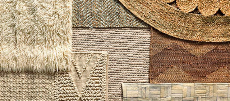 Tendencias en fibras naturalessan suavizantes - Alfombras de fibras naturales ...