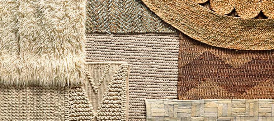 Tendencias en fibras naturalessan suavizantes - Alfombras fibras naturales ...