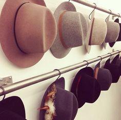 Cuidados de sombrero