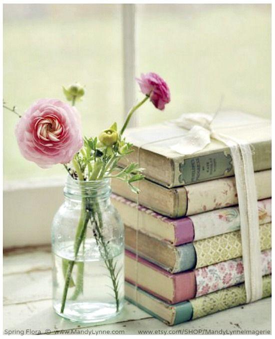 Libros para primavera