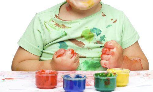Cómo eliminar manchas infantiles