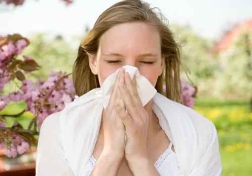 cómo minimizar los efectos de la alergia