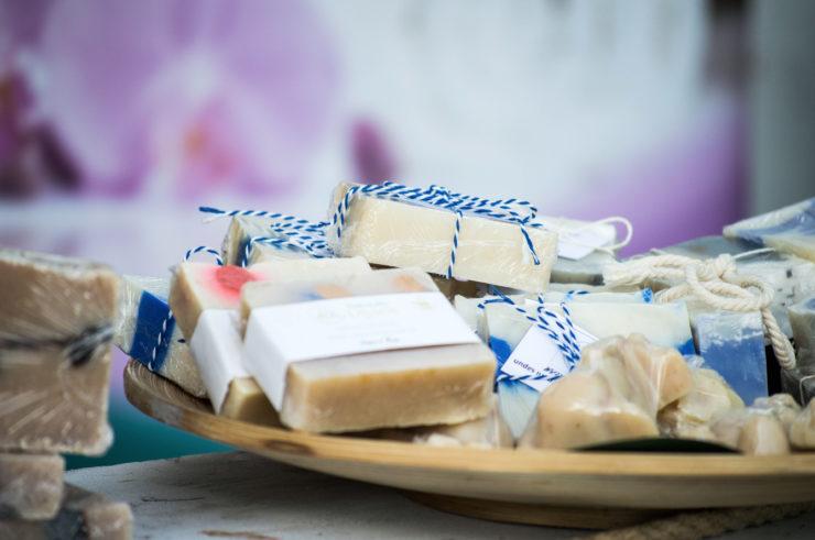 receta de jabón casero