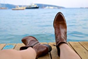 cuidado de los zapatos