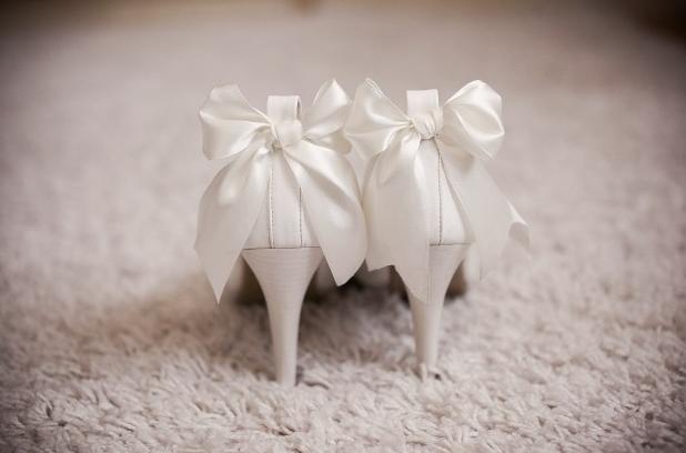 lazo perfecto en zapatos