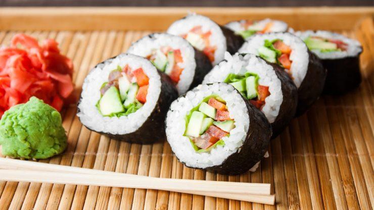 Preparar Sushi
