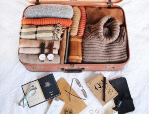 preparar el equipaje para vola