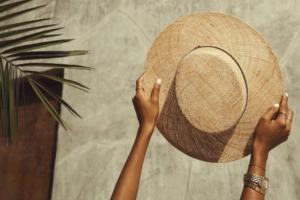 cómo cuidar un sombrero de paja